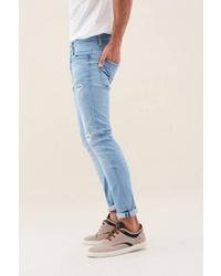 hellblaue Jeans von SALSA