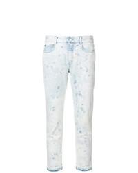 hellblaue Jeans von Stella McCartney