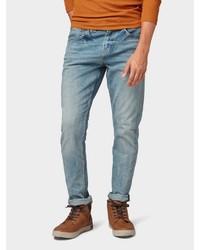 hellblaue Jeans von Tom Tailor Denim