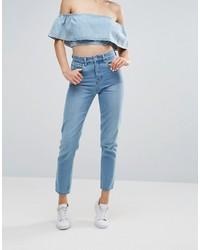 Hellblaue Jeans von WÅVEN