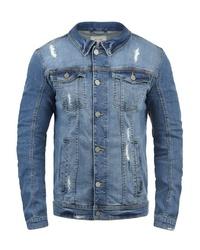 hellblaue Jeansjacke von BLEND