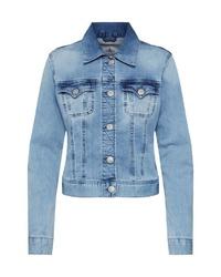 hellblaue Jeansjacke von Herrlicher