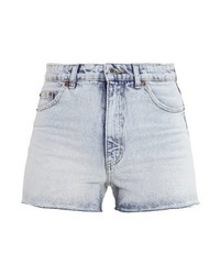hellblaue Jeansshorts von Cheap Monday