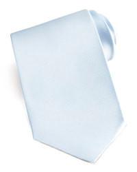 hellblaue Krawatte