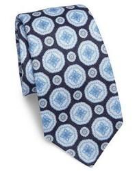 Hellblaue Krawatte von Kiton