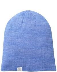 hellblaue Mütze