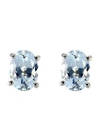 hellblaue Ohrringe von Ivy Gems
