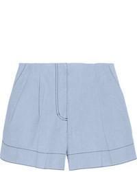 hellblaue Shorts von 3.1 Phillip Lim