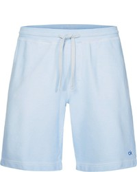hellblaue Shorts von Calvin Klein