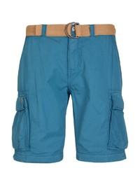 hellblaue Shorts von G.I.G.A. DX by killtec