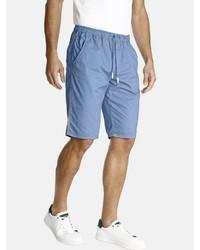 hellblaue Shorts von Jan Vanderstorm