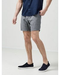 hellblaue Shorts von Selected Homme
