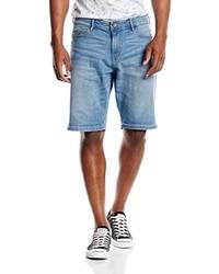 hellblaue Shorts von Tom Tailor