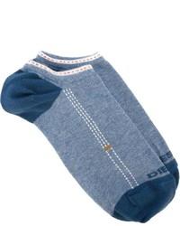 hellblaue Socken von Diesel