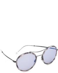 hellblaue Sonnenbrille von Gucci