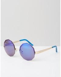 hellblaue Sonnenbrille von Jeepers Peepers