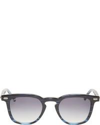 hellblaue Sonnenbrille von Oamc