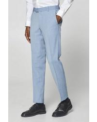 hellblaue Wollanzughose von ESPRIT Collection