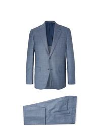hellblauer Anzug von Ermenegildo Zegna