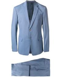 hellblauer Anzug von Prada