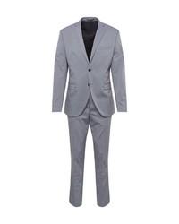 hellblauer Anzug von Selected Homme