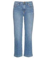 hellblauer Hosenrock aus Jeans