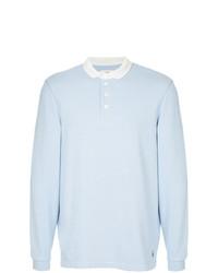 hellblauer Polo Pullover von Kent & Curwen