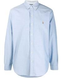 hellblauer Polo Pullover von Polo Ralph Lauren