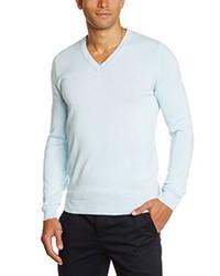 hellblauer Pullover von Celio