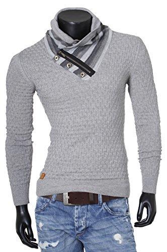 hellblauer Pullover von Redbridge