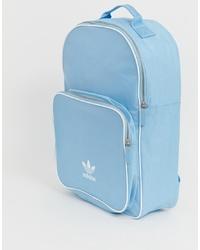 hellblauer Rucksack von adidas