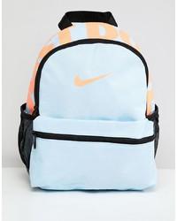 hellblauer Rucksack von Nike