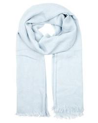 hellblauer Schal von Ichi