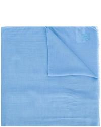 hellblauer Schal von M Missoni
