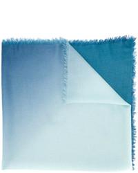 hellblauer Schal von Paul Smith