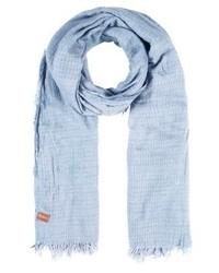 hellblauer Schal von Pepe Jeans