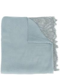 hellblauer Schal von Valentino