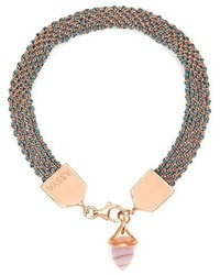 Hellblaues Armband von Assya