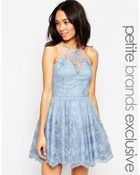 huge selection of a2f98 d6b85 Blaues kleid mit spitze kombinieren – Beliebte kurze kleider