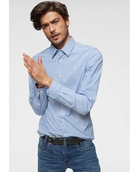 hellblaues Businesshemd von G-Star RAW