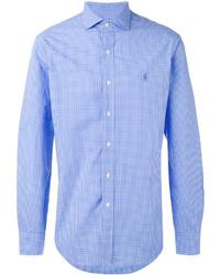 Modische hellblaues Hemd für Herren von Polo Ralph Lauren für Winter ... 45514c2227