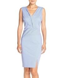 Hellblaues Etuikleid Kombinieren 9 Damen Outfits 2020 Lookastic