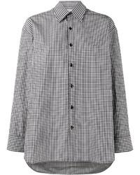 hellblaues Hemd von Balenciaga