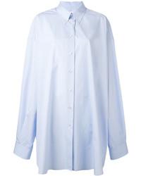 hellblaues Hemd von Maison Margiela