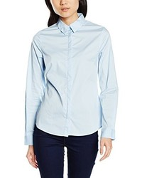 hellblaues Hemd von New Look
