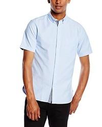 Hellblaues Kurzarmhemd von Jack & Jones