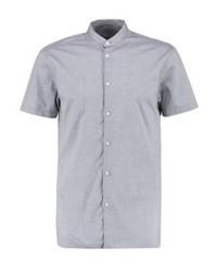 Hellblaues Kurzarmhemd von Selected Homme