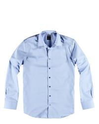 hellblaues Langarmhemd von ENGBERS
