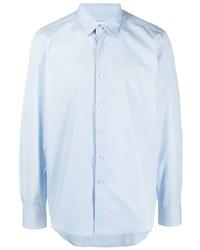 hellblaues Langarmhemd von Lanvin