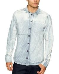 Hellblaues Langarmhemd von NUNC